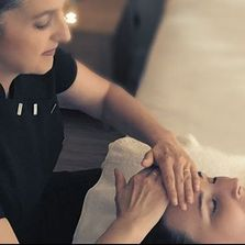 An Example of Our Facial Massages Being Carried Out in Coleshill